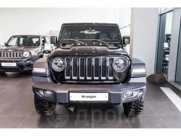 Jeep Wrangler, 2019 год, 4 645 000 руб.