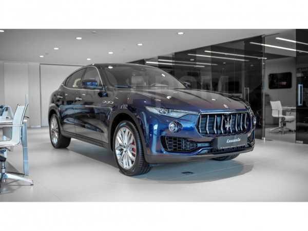 Maserati Levante, 2020 год, 6 831 010 руб.