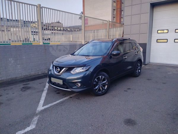 Nissan X-Trail, 2015 год, 1 250 000 руб.