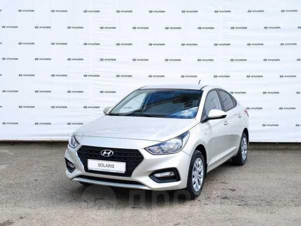 Hyundai Solaris, 2020 год, 981 000 руб.