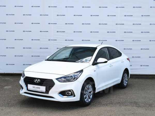 Hyundai Solaris, 2020 год, 985 000 руб.