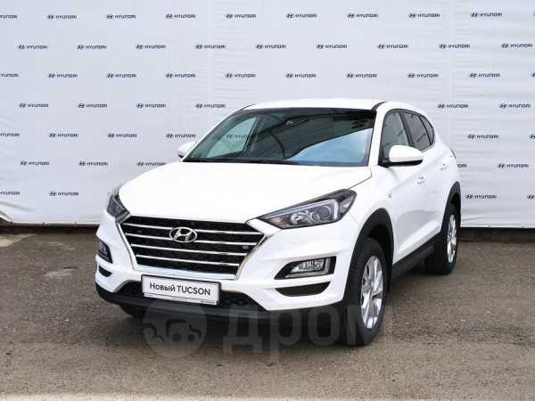 Hyundai Tucson, 2020 год, 1 634 000 руб.