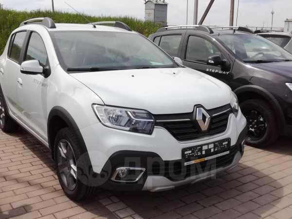 Renault Sandero Stepway, 2020 год, 922 990 руб.