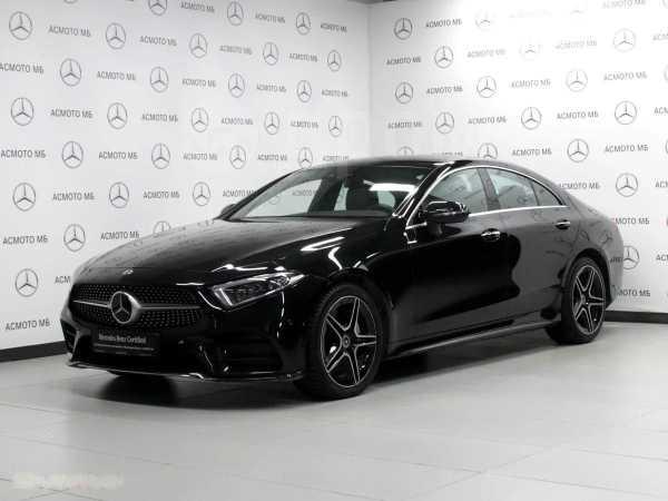 Mercedes-Benz CLS-Class, 2018 год, 3 800 000 руб.