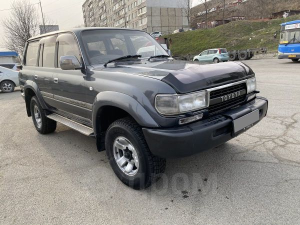 Toyota Land Cruiser, 1994 год, 1 050 000 руб.