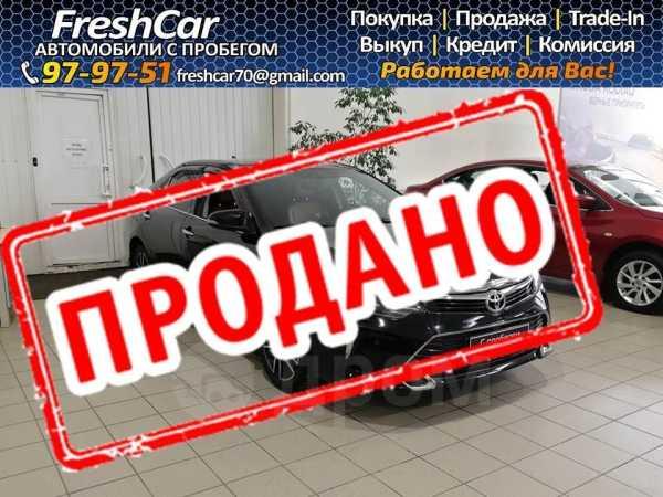 Toyota Camry, 2017 год, 1 540 000 руб.