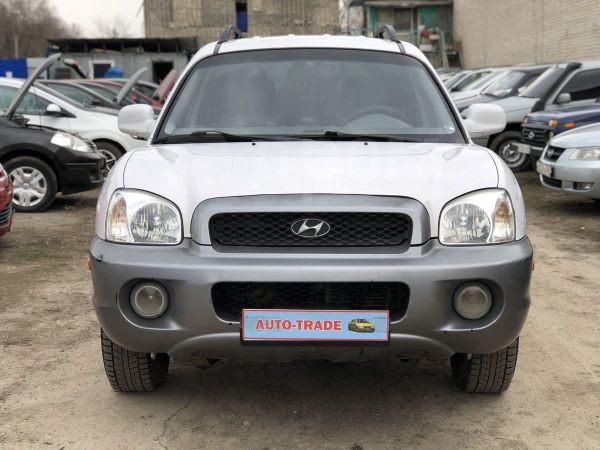 Hyundai Santa Fe Classic, 2003 год, 345 000 руб.