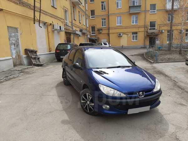 Peugeot 206, 2009 год, 153 000 руб.