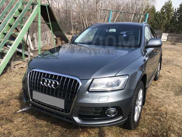 Audi Q5, 2013 год, 1 338 000 руб.