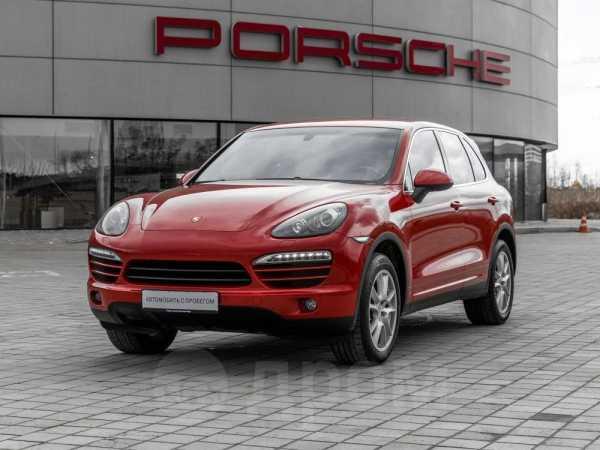 Porsche Cayenne, 2013 год, 2 079 000 руб.