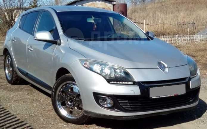 Renault Megane, 2013 год, 482 000 руб.