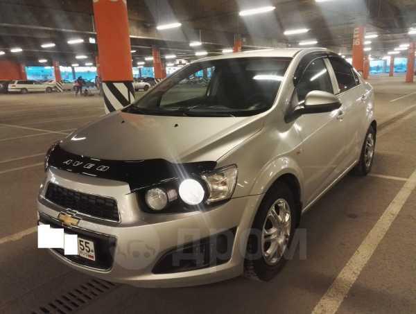 Chevrolet Aveo, 2014 год, 430 000 руб.