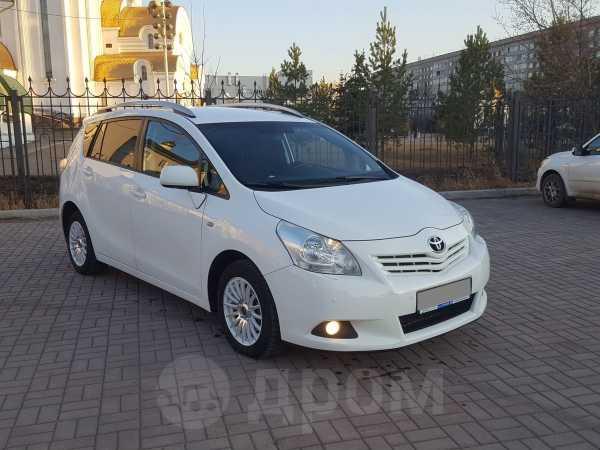 Toyota Verso, 2012 год, 749 000 руб.