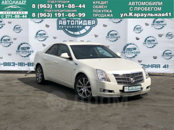 Cadillac CTS, 2009 год, 677 000 руб.