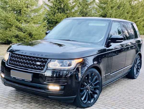 Land Rover Range Rover, 2013 год, 3 499 999 руб.