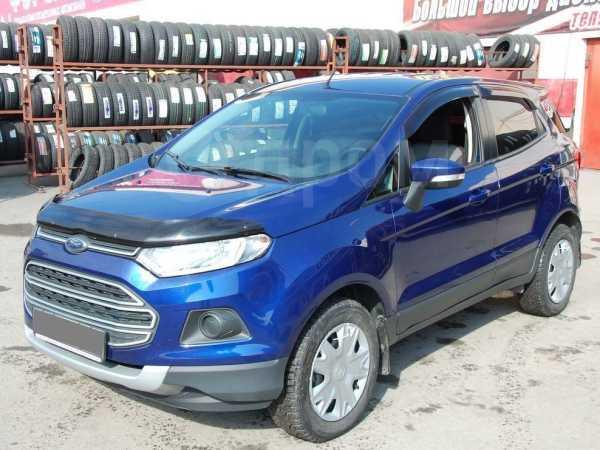 Ford EcoSport, 2016 год, 695 000 руб.