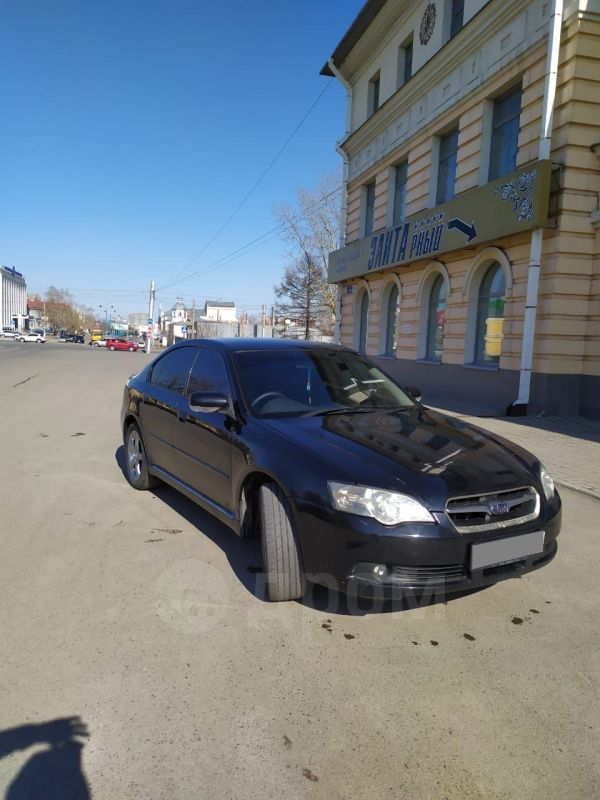 Subaru Legacy, 2003 год, 520 000 руб.