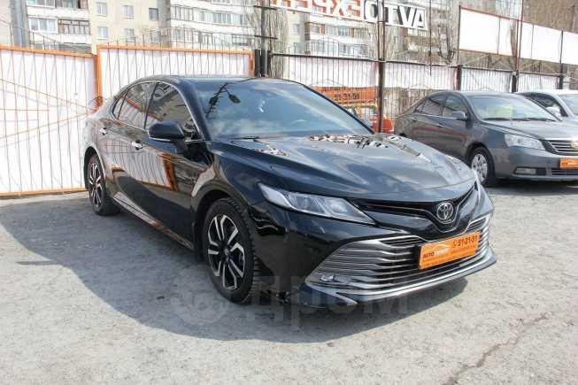 Toyota Camry, 2018 год, 1 749 998 руб.