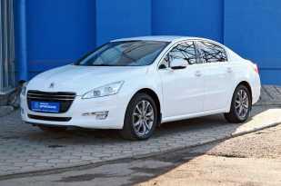 Ярославль Peugeot 508 2012