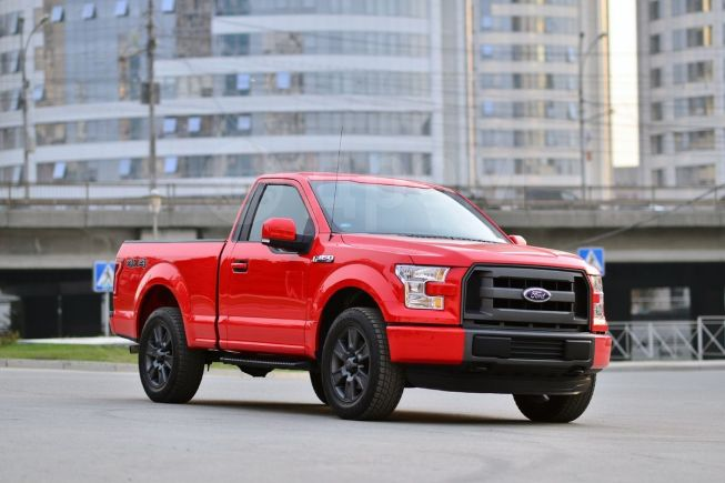 Ford F150, 2016 год, 2 500 000 руб.