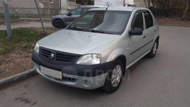 Renault Logan, 2006 год, 210 000 руб.