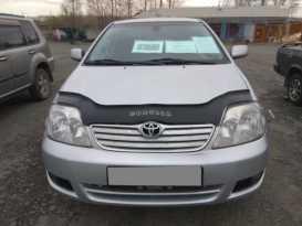 Челябинск Corolla 2004