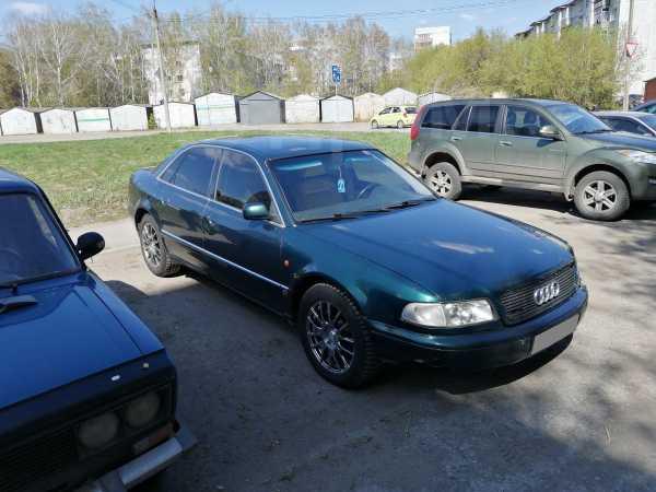 Audi A8, 1996 год, 100 000 руб.