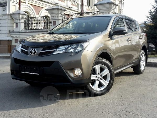Toyota RAV4, 2013 год, 1 138 000 руб.