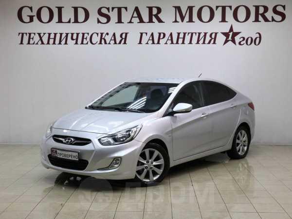 Hyundai Solaris, 2013 год, 406 000 руб.
