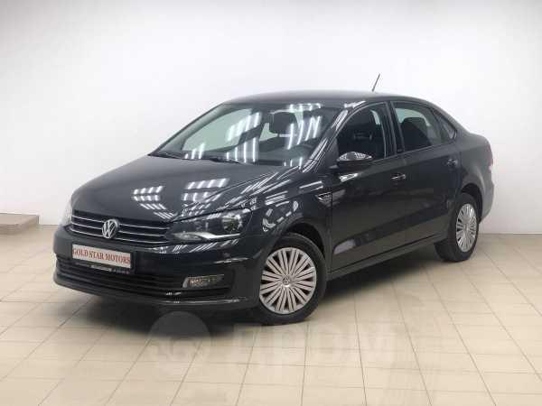 Volkswagen Polo, 2016 год, 540 000 руб.