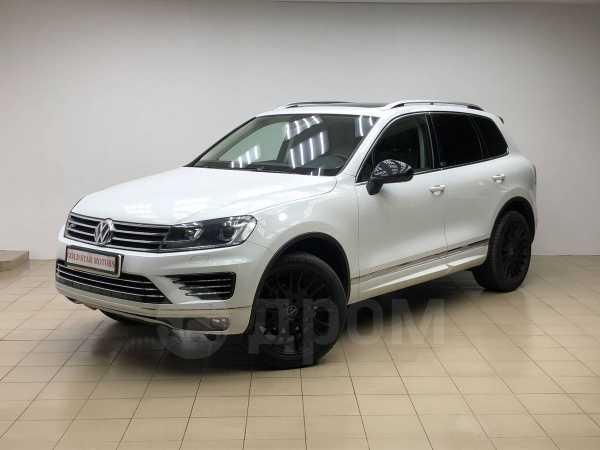 Volkswagen Touareg, 2016 год, 2 067 000 руб.
