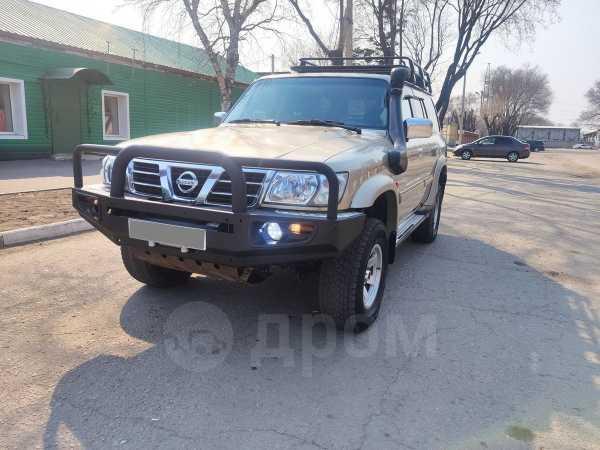 Nissan Patrol, 2003 год, 800 000 руб.