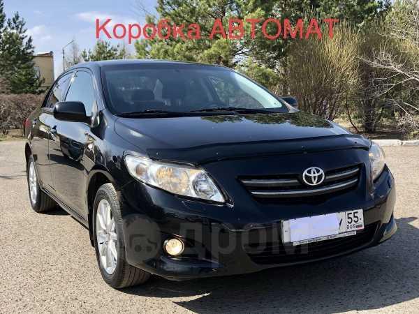 Toyota Corolla, 2008 год, 527 000 руб.