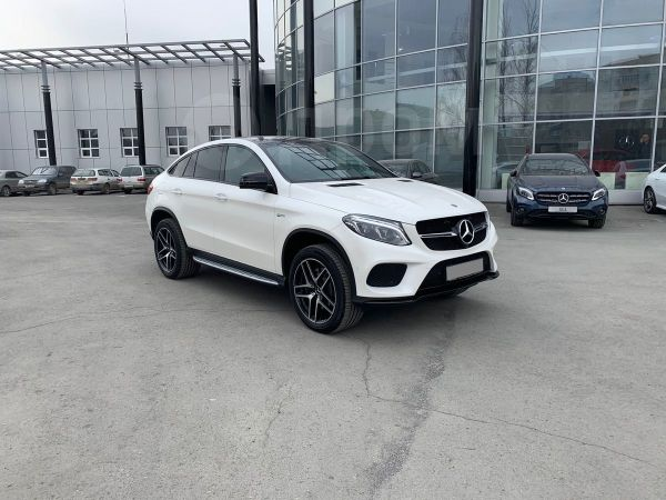 Mercedes-Benz GLE Coupe, 2019 год, 6 400 000 руб.