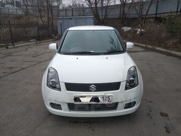 Suzuki Swift, 2008 год, 338 000 руб.