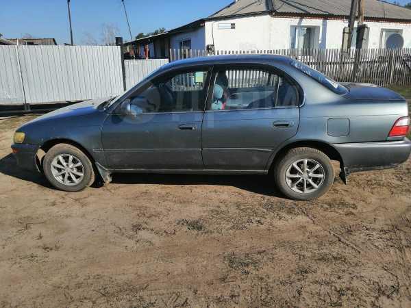 Toyota Corolla, 1993 год, 170 000 руб.