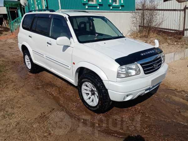 Suzuki Grand Escudo, 2001 год, 398 000 руб.