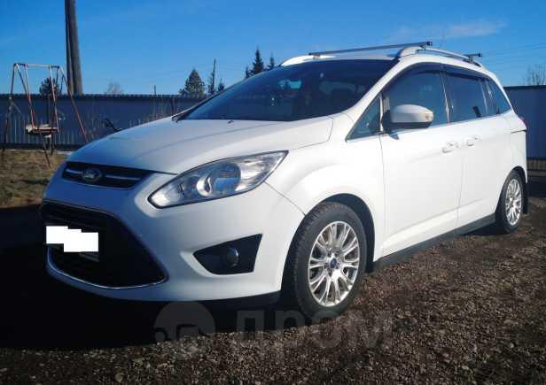 Ford C-MAX, 2012 год, 575 000 руб.