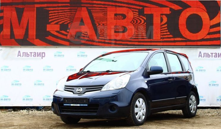 Nissan Note, 2011 год, 435 000 руб.