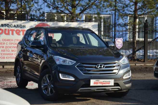 Hyundai Santa Fe, 2015 год, 1 320 000 руб.