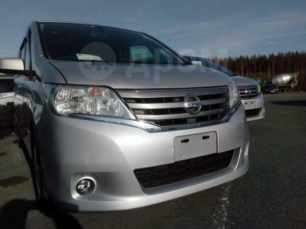 Nissan Serena, 2012 год, 836 999 руб.