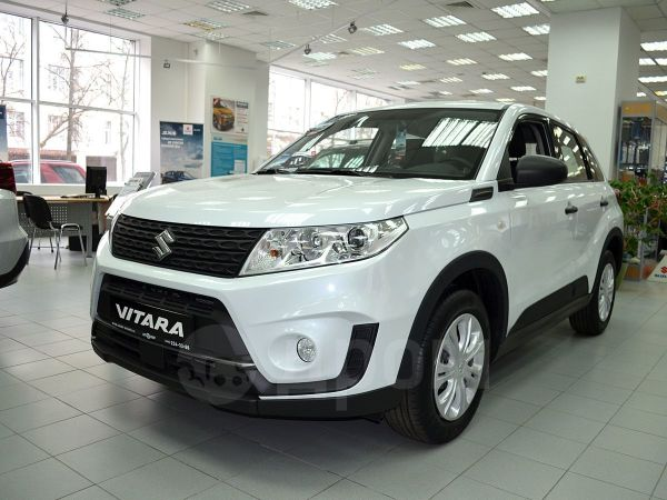 Suzuki Vitara, 2020 год, 1 415 990 руб.