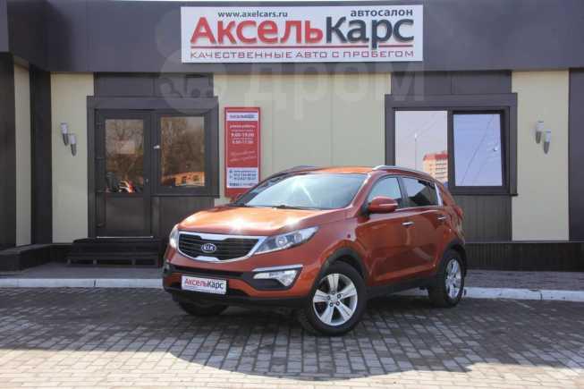 Kia Sportage, 2010 год, 680 000 руб.