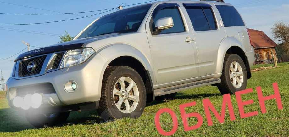 Nissan Pathfinder, 2013 год, 888 000 руб.