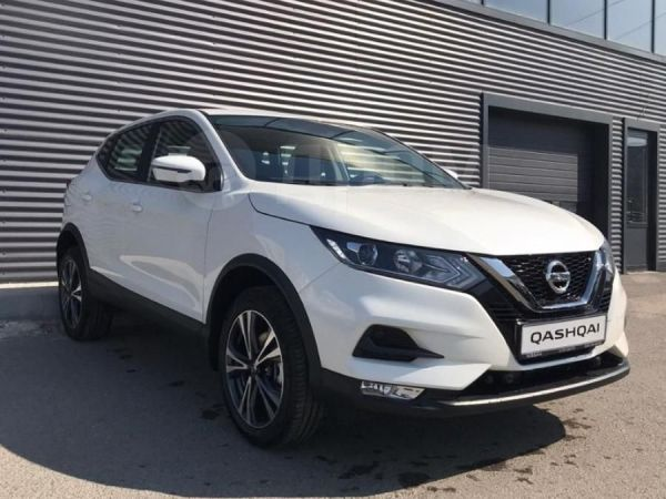 Nissan Qashqai, 2020 год, 1 577 000 руб.