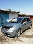 Nissan Tiida Latio, 2004 год, 275 000 руб.