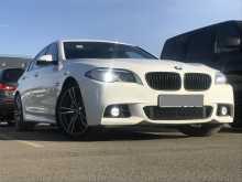 Иркутск BMW 5-Series 2014