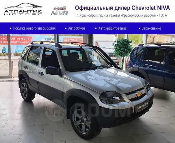 Chevrolet Niva, 2020 год, 849 000 руб.