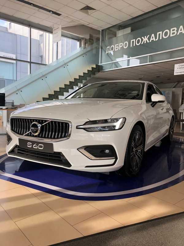 Volvo S60, 2019 год, 3 186 399 руб.