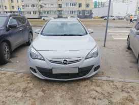 Нефтеюганск Astra GTC 2011